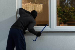 Window safety features to prevent break ins
